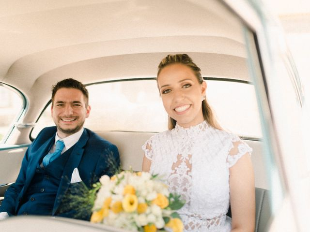 O casamento de Talita e Diogo