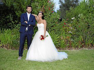 O casamento de Susana e Alexandre