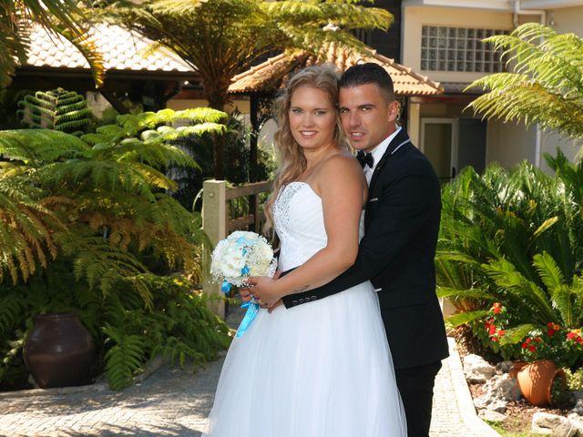 O casamento de Marcelo e Adriana em Esmoriz, Ovar 22