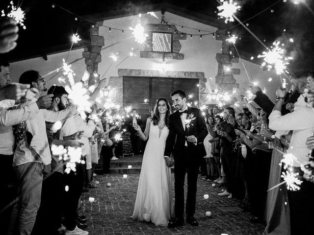 O casamento de Cristiana e Ismael
