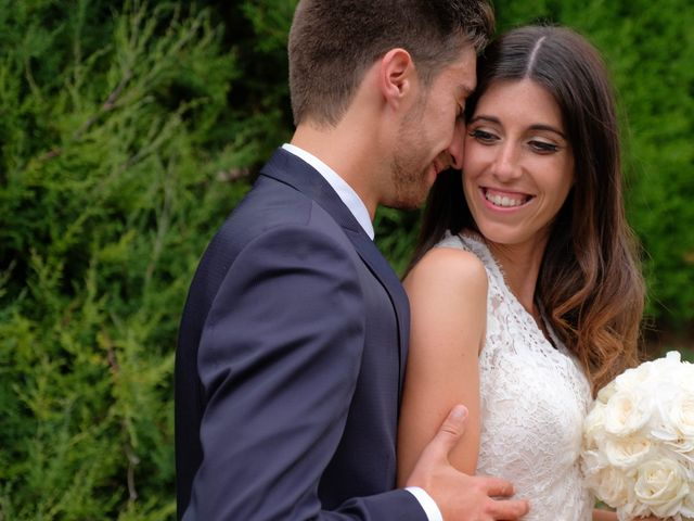 O casamento de Adriana e João
