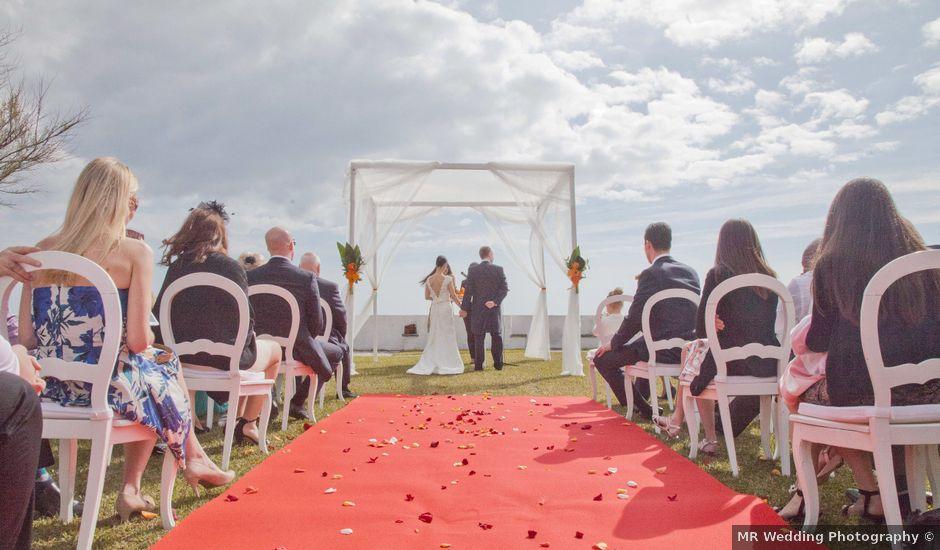 O casamento de Marcos e Michelle em Cascais, Cascais