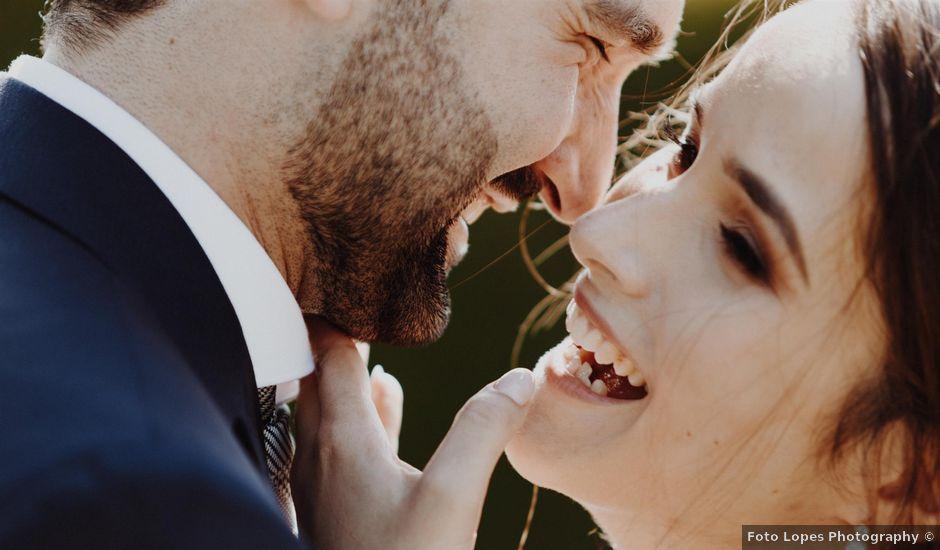 O casamento de Sérgio e Ana em Paços de Ferreira, Paços de Ferreira