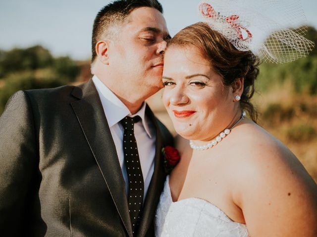 O casamento de Vera  e Ricardo
