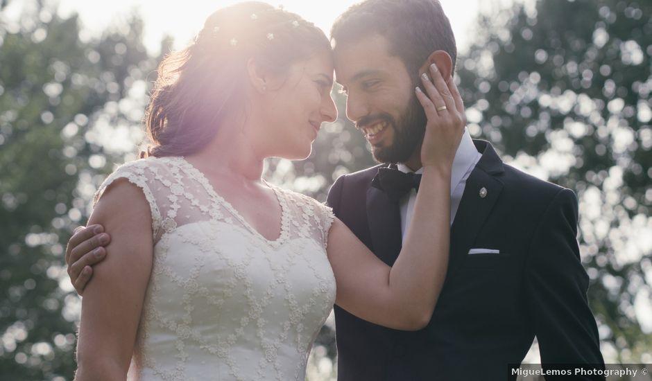 O casamento de João e Patrícia em Aguada de Cima, Águeda