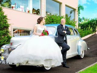 O casamento de Patrícia e Daniel