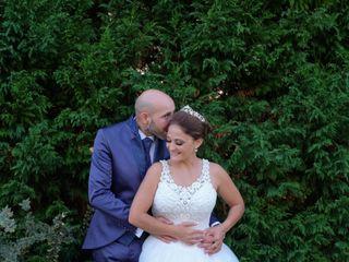 O casamento de Lina e Márcio