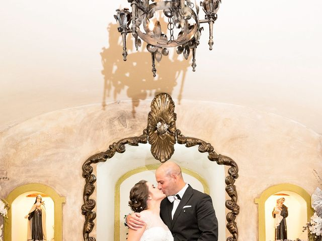O casamento de Daniel e Patrícia em Pero Pinheiro, Sintra 17