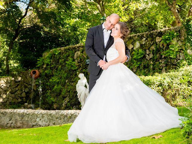O casamento de Daniel e Patrícia em Pero Pinheiro, Sintra 1