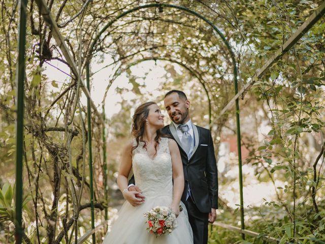O casamento de Cláudio e Ana em Samora Correia, Benavente 1