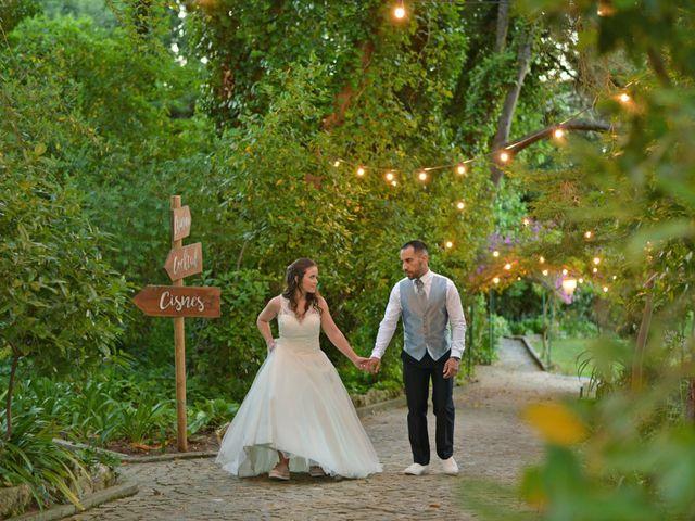O casamento de Cláudio e Ana em Samora Correia, Benavente 2
