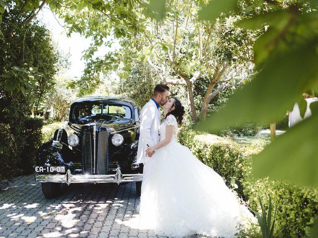 O casamento de Ive e Jéssica em Viseu, Viseu (Concelho) 1