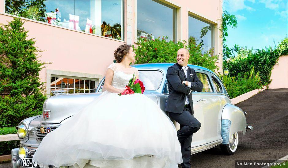 O casamento de Daniel e Patrícia em Pero Pinheiro, Sintra
