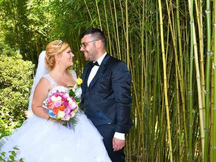 O casamento de Mariana e Flavio