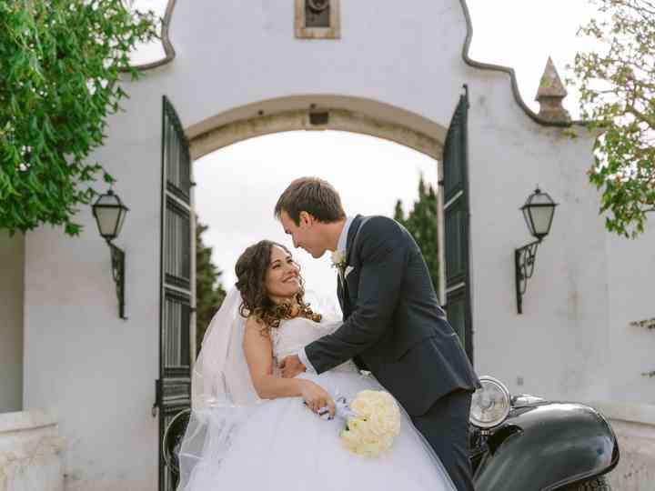 O casamento de Margarida e Diogo