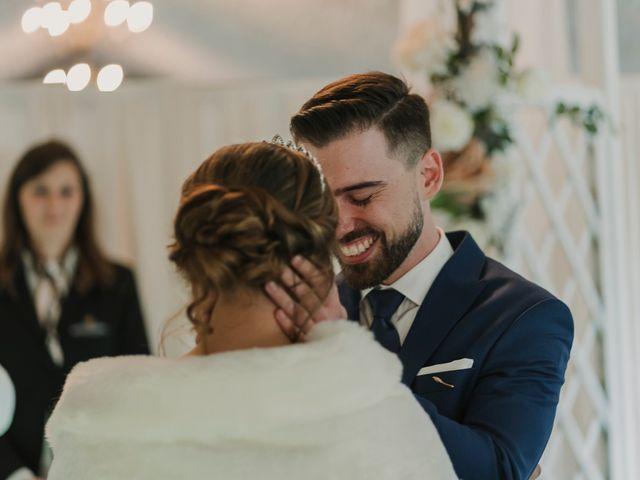 O casamento de David e Dulce em Guidões, Trofa 14