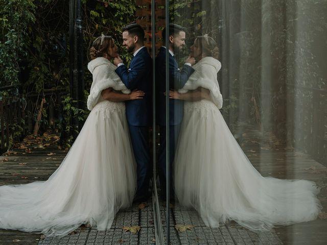 O casamento de David e Dulce em Guidões, Trofa 24