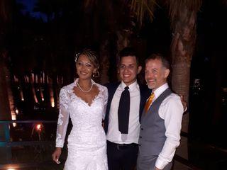 O casamento de Erica  e Sam 3