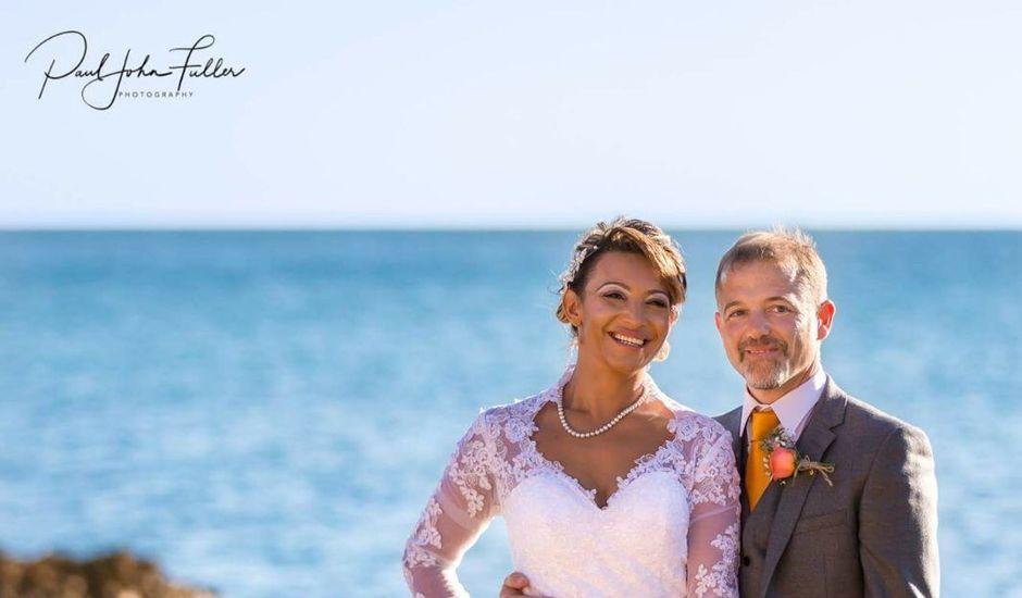 O casamento de Sam e Erica  em Albufeira, Albufeira