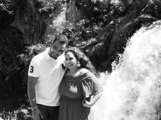 O casamento de Laetitia e Telmo 1