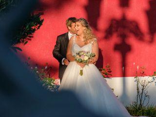 O casamento de Lisete e Nelson