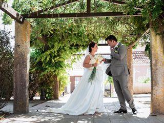 O casamento de Daniela e Fábio