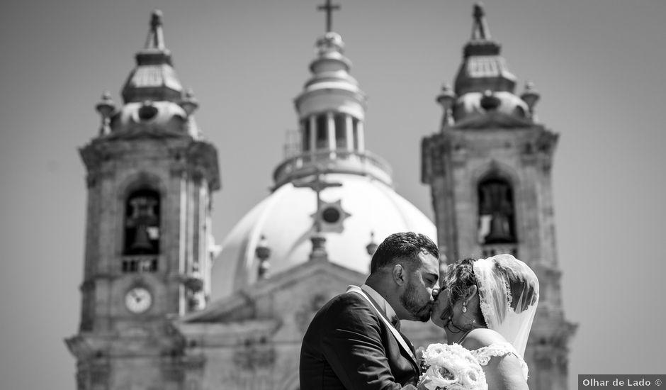 O casamento de Telmo e Laetitia em Braga, Braga (Concelho)