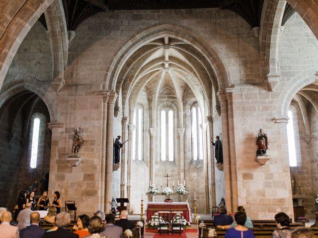 O casamento de Luís e Emiliana em Labruge, Vila do Conde 25