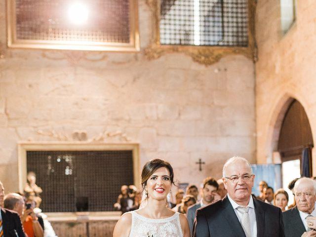 O casamento de Luís e Emiliana em Labruge, Vila do Conde 27