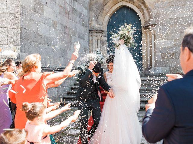 O casamento de Luís e Emiliana em Labruge, Vila do Conde 37