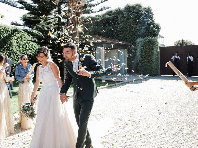 O casamento de Luís e Emiliana em Labruge, Vila do Conde 42