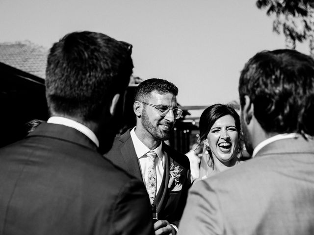 O casamento de Luís e Emiliana em Labruge, Vila do Conde 54