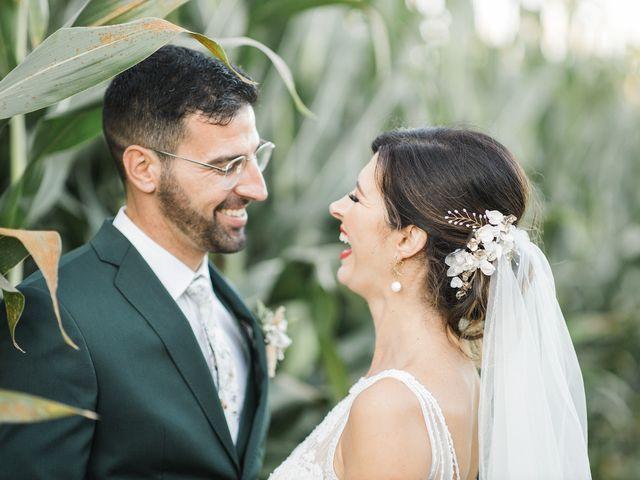 O casamento de Luís e Emiliana em Labruge, Vila do Conde 78