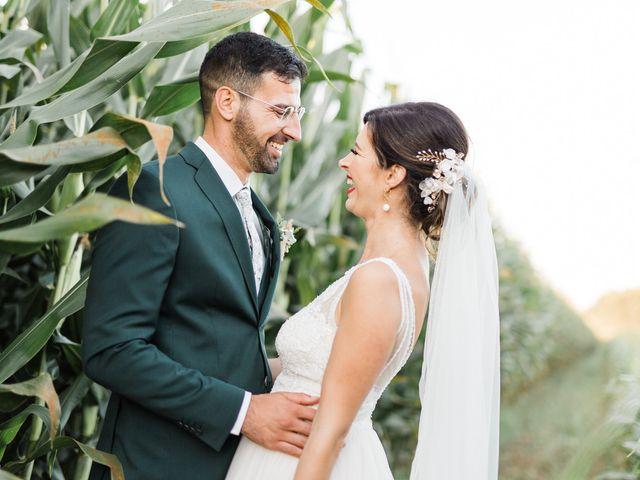 O casamento de Luís e Emiliana em Labruge, Vila do Conde 1