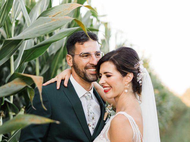 O casamento de Luís e Emiliana em Labruge, Vila do Conde 82