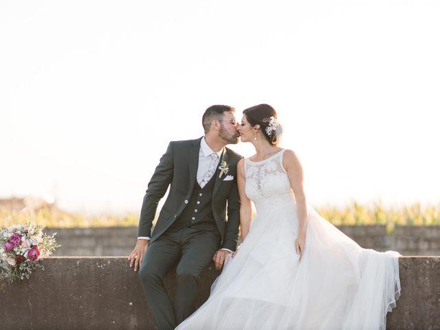O casamento de Luís e Emiliana em Labruge, Vila do Conde 86