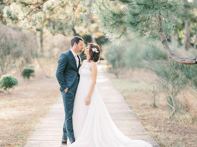 O casamento de Emiliana e Luís