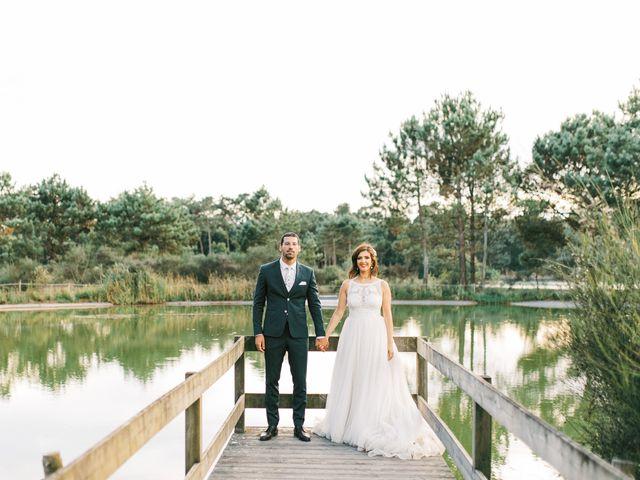 O casamento de Luís e Emiliana em Labruge, Vila do Conde 110