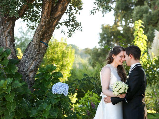 O casamento de Lara e Miguel
