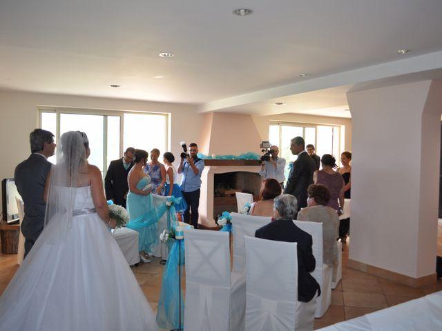 O casamento de Dinarte e Cláudia em Ilha, Madeira 1