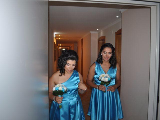 O casamento de Dinarte e Cláudia em Ilha, Madeira 2