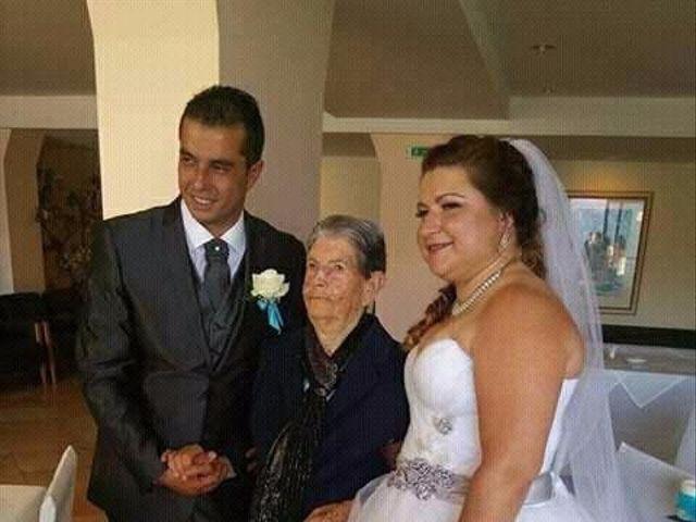 O casamento de Dinarte e Cláudia em Ilha, Madeira 9