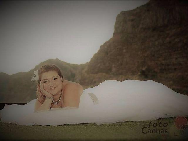 O casamento de Dinarte e Cláudia em Ilha, Madeira 16
