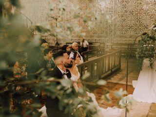 O casamento de Andreia e Ivo