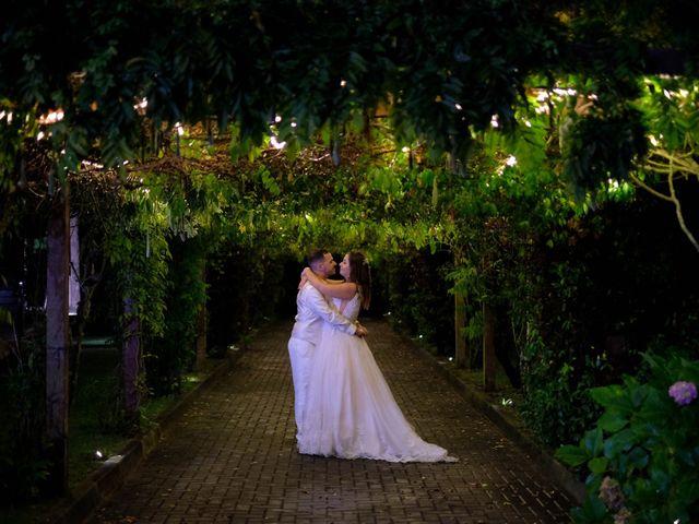 O casamento de Lisandra e Ian
