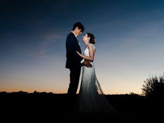 O casamento de Manuela e José