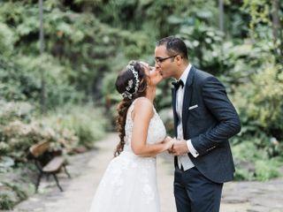O casamento de Lúcia e Luís