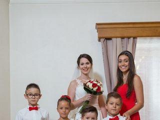 O casamento de Tânia e Vitor 3