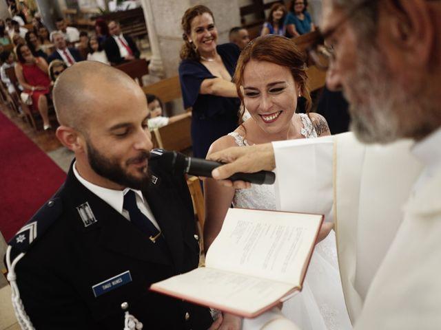 O casamento de Tiago e Vanessa em São Brás de Alportel, São Brás de Alportel 14