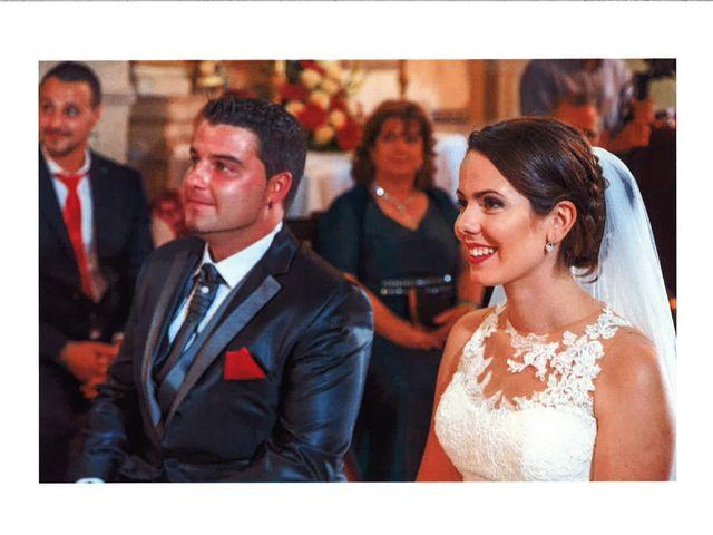 O casamento de Tânia e Vitor